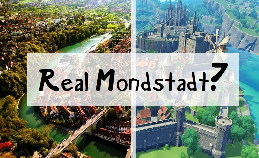 Photo of Genshin Impact |  What city is Mondstadt in real life?