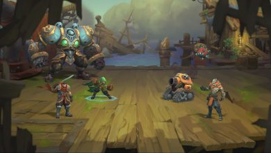 Photo of ¡Battle Chasers: Nightwar para PC!