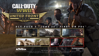 Photo of ¡Call of Duty: WWII – United Front para PC!