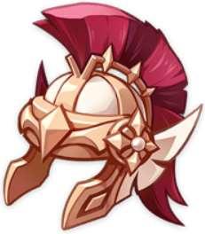 Corona Triunfo del Gladiador