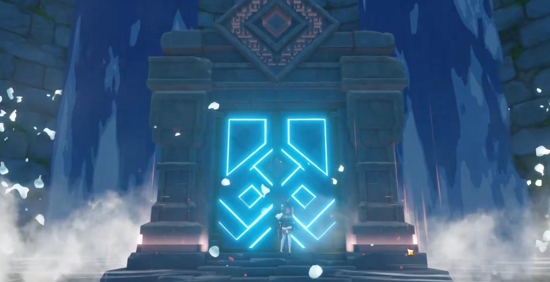 genshin imapct palacio oculto de la fórmula guizang entrar