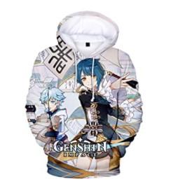 genshin impact เสื้อสเวตเตอร์ 1
