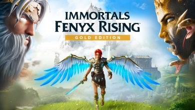 Photo of Immortals Fenyx Rising para PS5