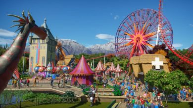 Photo of Planet Coaster para PS5