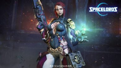 Photo of Spacelords para PS5