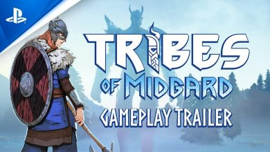 Photo of Tribes of Midgard para PS5